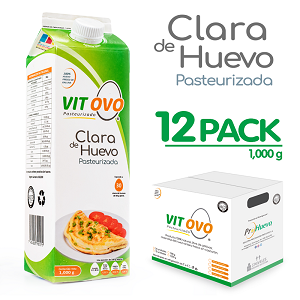 Clara Vitovo Gable Top 1000 Gr (12 Pack)