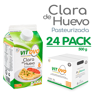 Clara Vitovo Gable Top 500 Gr (24 Pack)